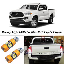 2pcs Xenon White 19-SMD LED Bulbs for Toyota Tacoma 2001-2017 Backup Lights