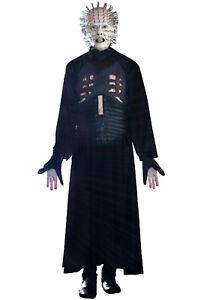 Brand New Hellraiser Pinhead Deluxe Adult Costume