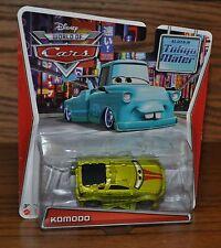 2014 Disney Cars Die Cast Tokyo Mater Komodo NEW