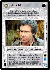 General Solo [Near Mint/Mint] ENDOR star wars ccg swccg