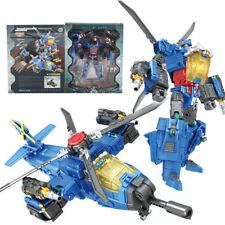 Transformer Combiner Wars IDW Vortex Machine Boy Nightingale Action Figures Toy