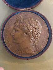 # Médaille en Bronze Exposition Universelle Internationale de 1878 à Paris