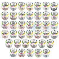 Rainbow Dust EDIBLE Plain and Simple Powder Food Sugarcraft Decorating Colour
