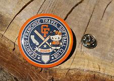 Cerritos Franchise Travel Softball Club 2009 CF Hello Kitty Pin Pinback Metal