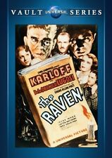 The Raven DVD - Boris Karloff, Bela Lugosi, Samuel S. Hinds, Louis Friedlander