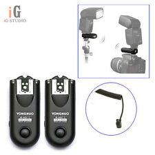 Yongnuo RF-603 II Radio Wireless Remote Flash Trigger C3 for Canon Nikon Pentax
