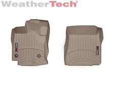 WeatherTech FloorLiner for Toyota Venza - 2013-2015 - 1st Row - Tan