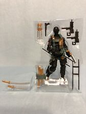 G.I. Joe Retaliation GI Joe Tactical Ninja Team Snake Eyes