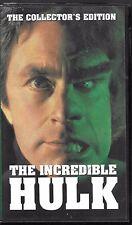 Neu Columbia House, The Incredible Hulk, Bill Bixby , 747 Plus 1