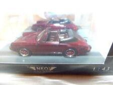 Neo Scale Models Porsche Resin Diecast Cars, Trucks & Vans