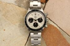 1982 Rolex Daytona 6263 Silver Big Red