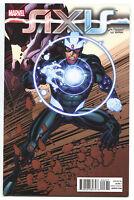 Avengers X-Men Axis 3 B Marvel 2014 NM 1:50 Nick Bradshaw Variant Blackbolt