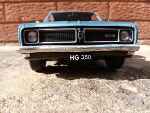 1:18 Holden HG Monaro GTS 350 AUTOart Electra Blue # 0625/1104