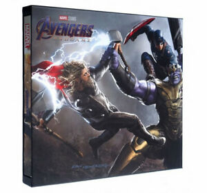 EBOND The Art of Marvel Studios Avengers Endgame Libro LI002006