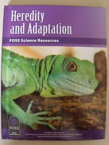 Heredity and Adaption Foss Science resources student edition