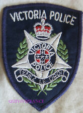 IN16144 - PATCH VICTORIA POLICE - AUSTRALIE