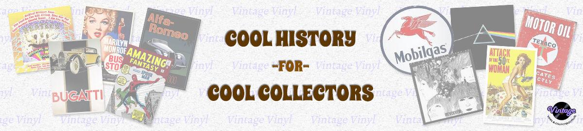 Vintage Vinyl & Collectibles Plus