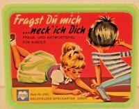 Altes Kartenspiel - Fragst Du mich ... neck´ich Dich- Bielefelder Spielkarten