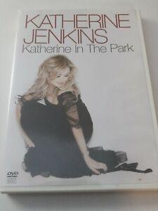 Katherine Jenkins - Katherine In The Park - Like New All Regions DVD FREE POST