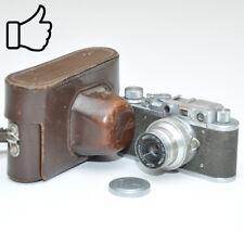 Zorki Cámara Lente INDUSTAR-22 1 :3 , 5 3,5/50 50mm Sorki Cámara Hecho En USSR