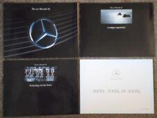 SL 1989 Car Sales Brochures