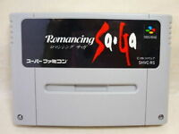 Super Famicom ROMANCING SAGA Nintendo Cartridge Only sfc