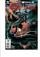CATWOMAN: NEW 52 #9 FIRST PRINT VF