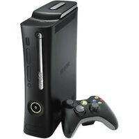 Microsoft Xbox 360 Elite Black 120GB Console - 24 - 48 hrs Super FAST Delivery