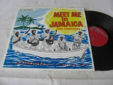 (7936) The Hiltonaires – Meet Me In Jamaica With Sunshine - 1966 ?