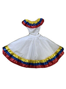Traje tipico Venezolano Talla 5