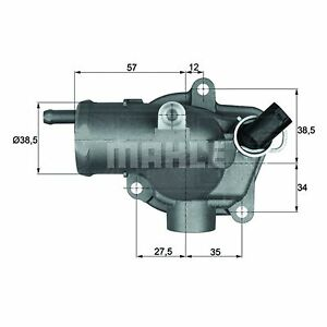Integral Thermostat - MAHLE TI 30 92 - Quality MAHLE - Genuine UK Stock