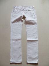 Levi's 571 Slim Fit Jeans Hose, W 31 /L 32, weiß, RAR ! white Denim, bequem ! 38