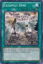 Catapult Zone Common  Yugioh Card REDU-EN064