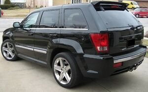 NEW Painted for 2005-2010 JEEP Grand Cherokee Custom Rear Spoiler ANY COLOR