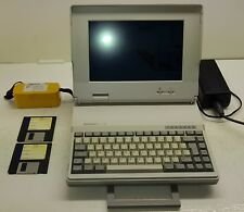 Tandon LT / 286 Personal Computer Model TM 4020 MS-DOS. Boots from Floppy.1980's