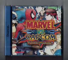 Sega Dreamcast Marvel Vs capcom Brand new factory sealed