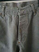 Mens G Star W30 L32 Originals Trousers Grey