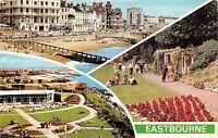 B104129 eastbourne marine parade royal parade    uk