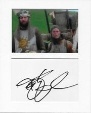 Monty Python And The Holy Grail Terry Gilliam Genuine Authentic Hand Signed COA