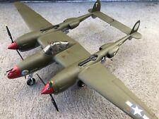 """Built 1/32 Revell P-38 Lightning """"Stinger"""""""