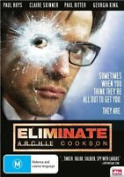 Eliminate Archie Cookson (DVD)  NEW/SEALED