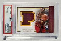 2012 Panini Patch Dress Code Kyrie Irving Rookie Psa 8