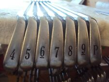 Titleist Forged 775 CB Irons 4-PW