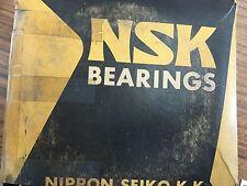 NSK 234422-BMSP W33 ROLLER BEARING, 110TAC20DNES7+LC7