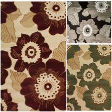 Sincerity Polypropylene Floral Rugs