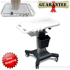 split Trolley mobile cart stands for portable ultrasound scanner,Hand Push