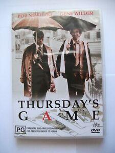 THURSDAYS  GAME,  BOB NEWHART  DVD