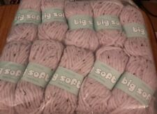 X20 SIRDAR BIG SOFTIE SUPER CHUNKY WOOL 50G BALLS - SHADE 0353 DOWNY