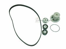 VAUXHALL OMEGA 2.2 99-03 TIMING CAM BELT KIT TENSIONER IDLER PULLEY + WATER PUMP