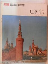 URSS Charles W Thayer e la redazione di LIFE Ettore Capriolo CDE 1961 viaggi di